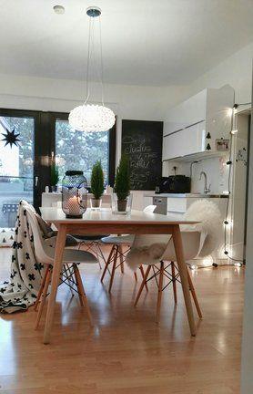 jetzt wird 39 s es gem tlich kunterbunt pinterest esszimmer wohnen und wohnzimmer. Black Bedroom Furniture Sets. Home Design Ideas