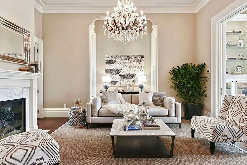 21 Formal Living Room Design Ideas Pictures Formal Living Rooms Formal Living Room Furniture Chandelier In Living Room