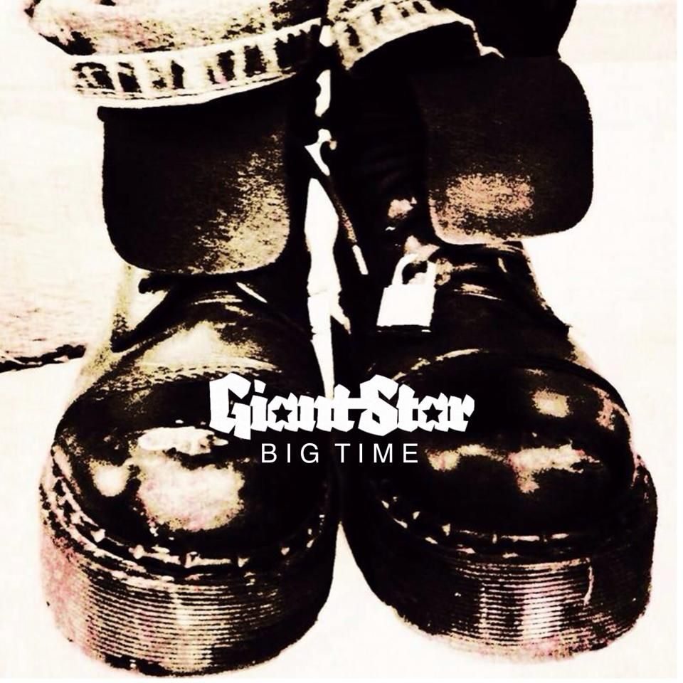 My photo is being used as cover art for the UK group Giant Star!