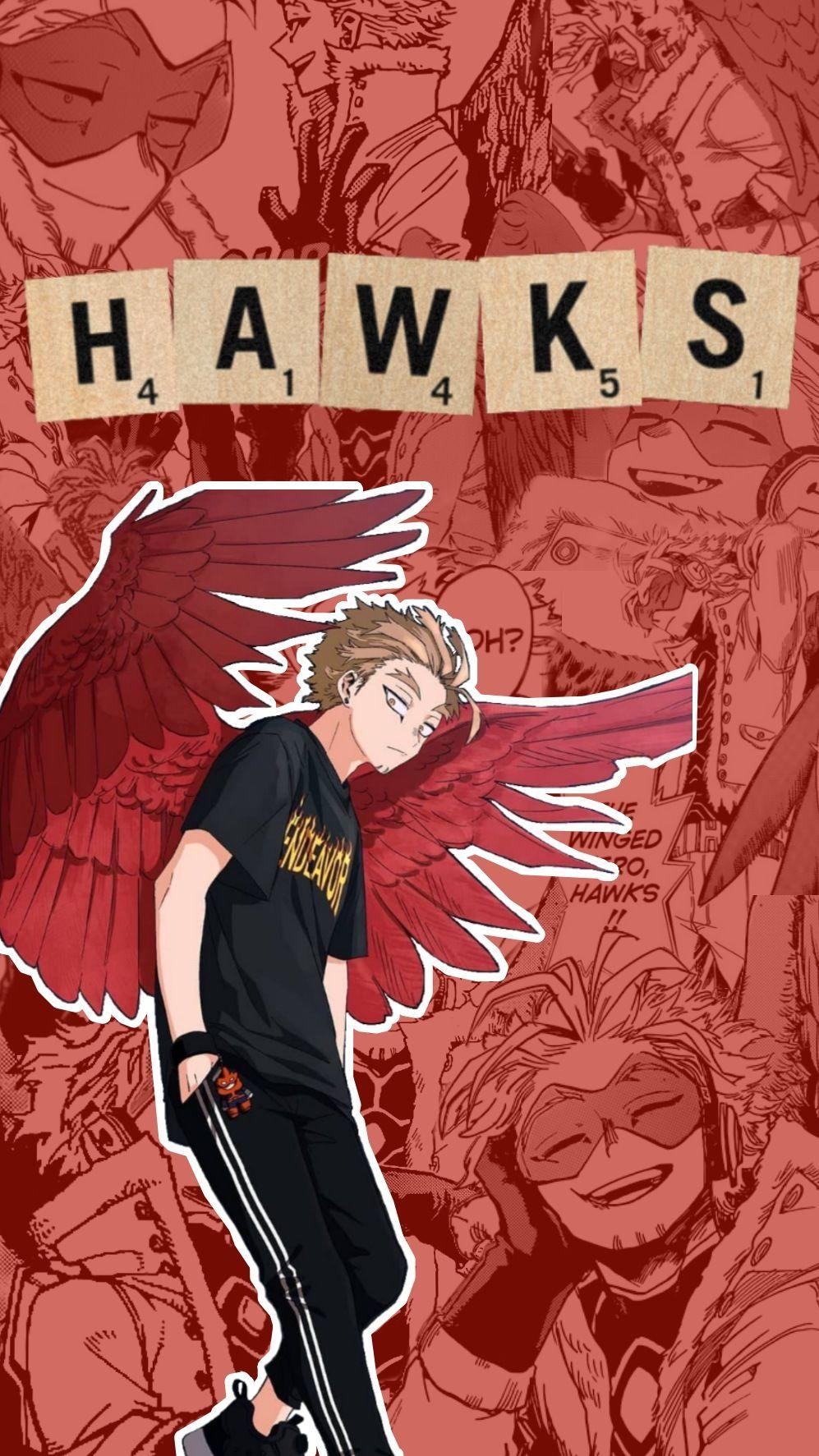 Hawks || Boku no Hero Academia