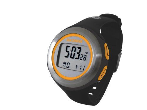 New Balance HRT Hear Rate Monitor by New Balance. $41.99. Our Heart Rate touch monitors make reading your heart rate as simple as possible. No chest strap and no buttons! Simply touch and hold anywhere on the stainless steel bezel to get your heart rate reading.. Save 16% Off!
