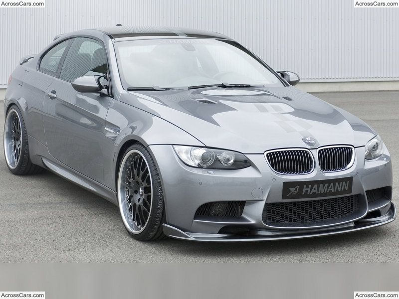 Hamann Bmw 3 Series Coupe Thunder 2007 With Images Bmw Bmw