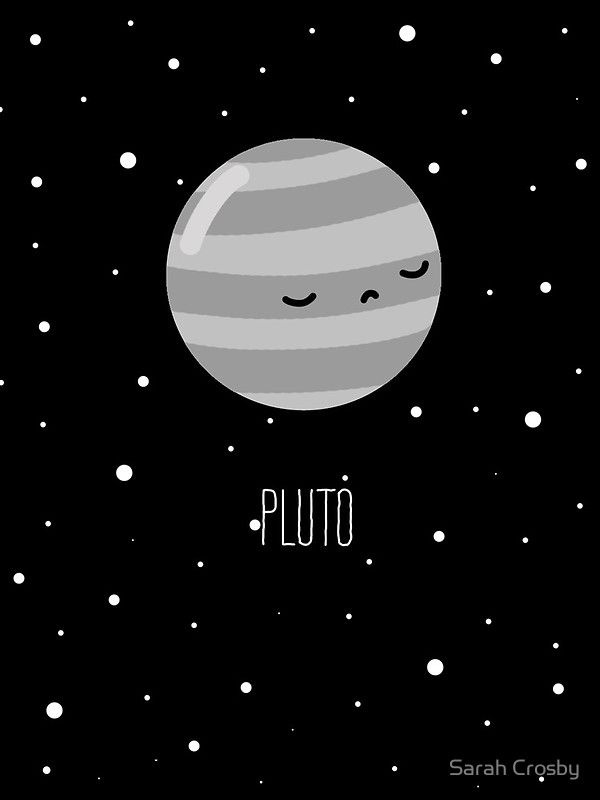'Pluto' iPhone Case by Sarah Crosby in 2019 | Bullet ...
