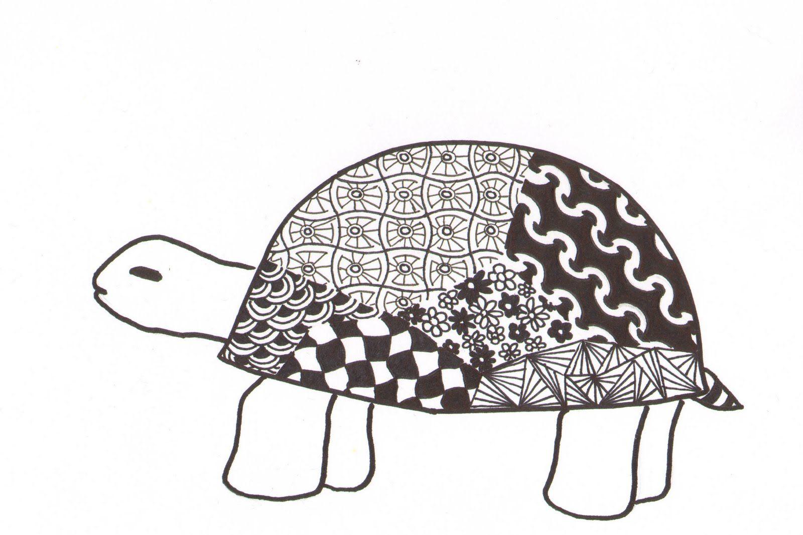 Easy Line Drawings Of Animals : 거북이 평면구성 turtle image pinterest and animal