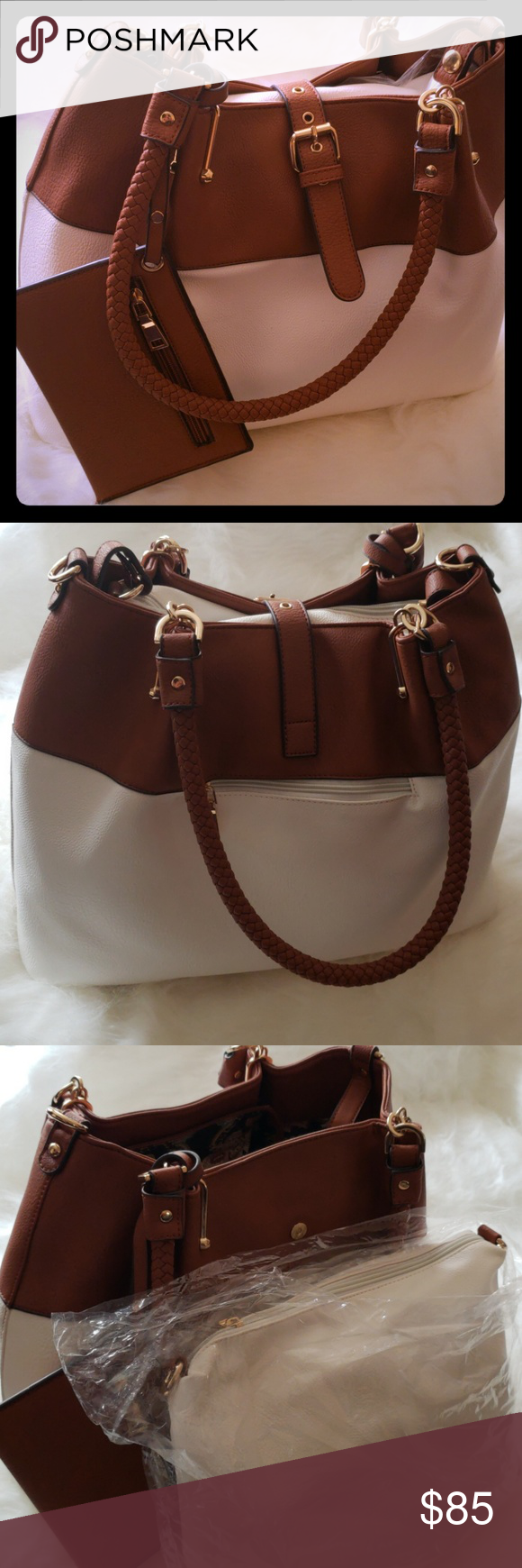 Beautiful Wilson Leather Bag NWT