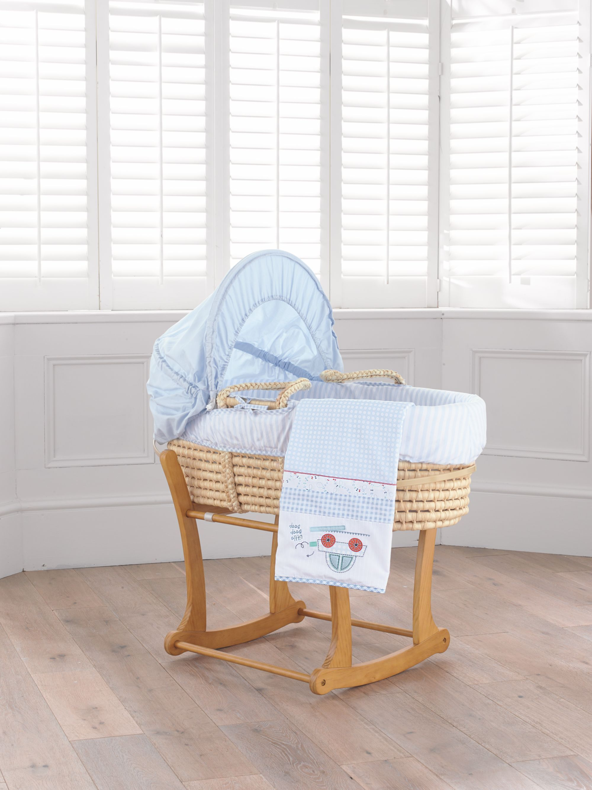 Wicker crib for sale durban - Moses Basket