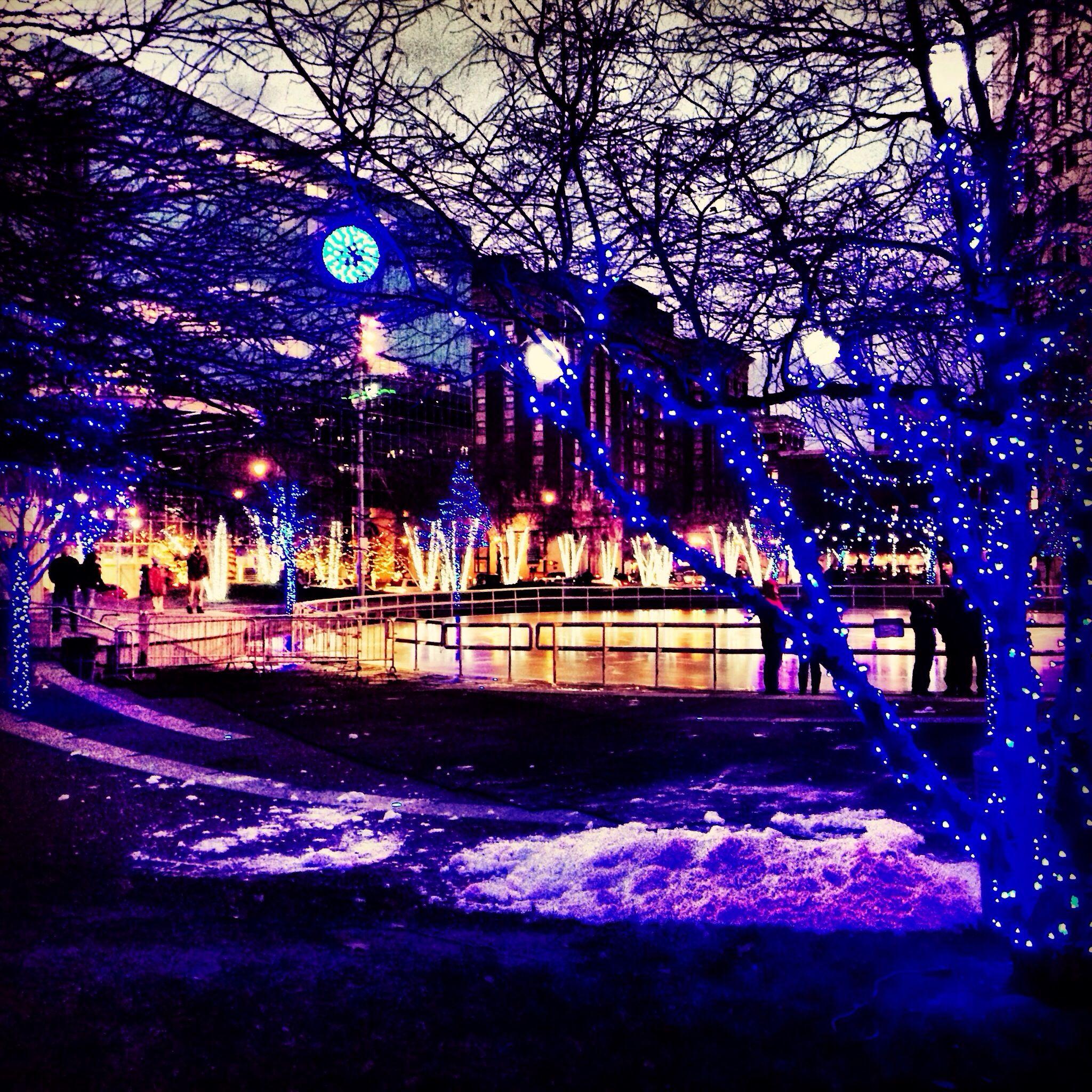 Rosa Parks Circle, Grand Rapids