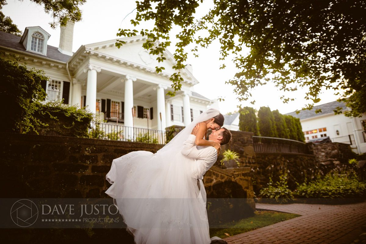 Radnor valley country club wedding dave justo productions