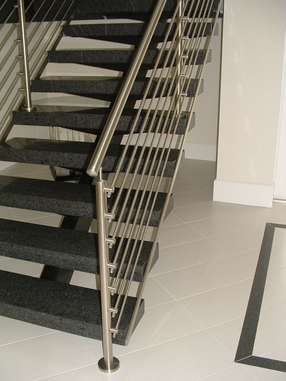 Metal Railing For Stairs Interior Google Search Railings Inside And Out Pinterest Metal