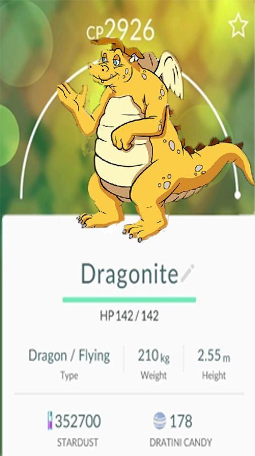 Pokemon Go and Dragon Tales