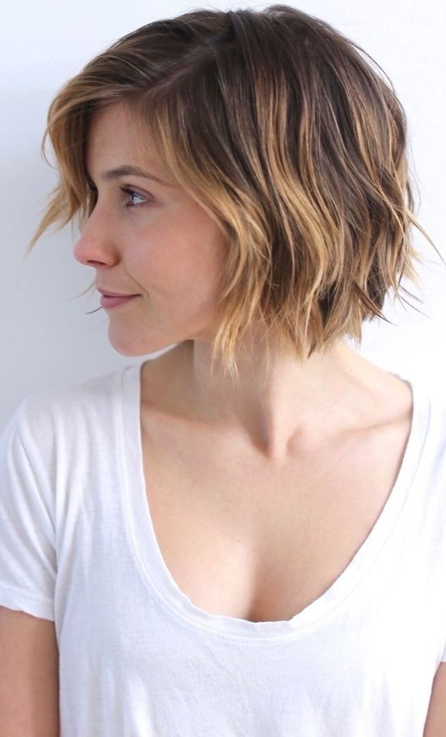 Bob hairstyles are popular in celebrities now you can also have this hairstyles by checkout the collection of 30 stunning bob haircuts for 2016.