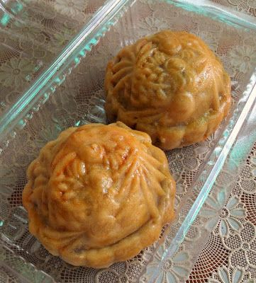 frozen wings: Baked Mixed Nuts Mooncake