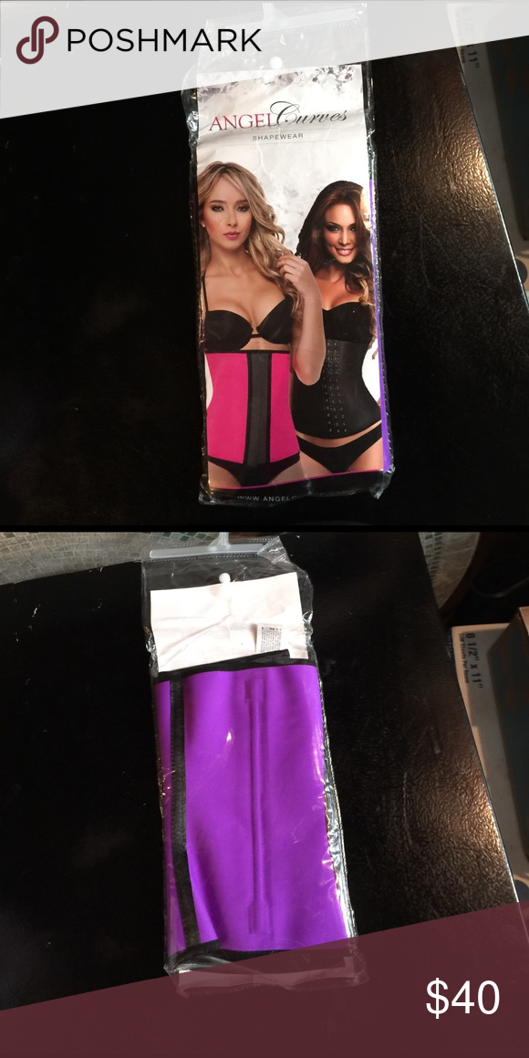 4180fc7a3b Angel Curves Waist Trainer NEVER been worn ! Still in the package. Size XS  . Angel Curves Shape Wear Other