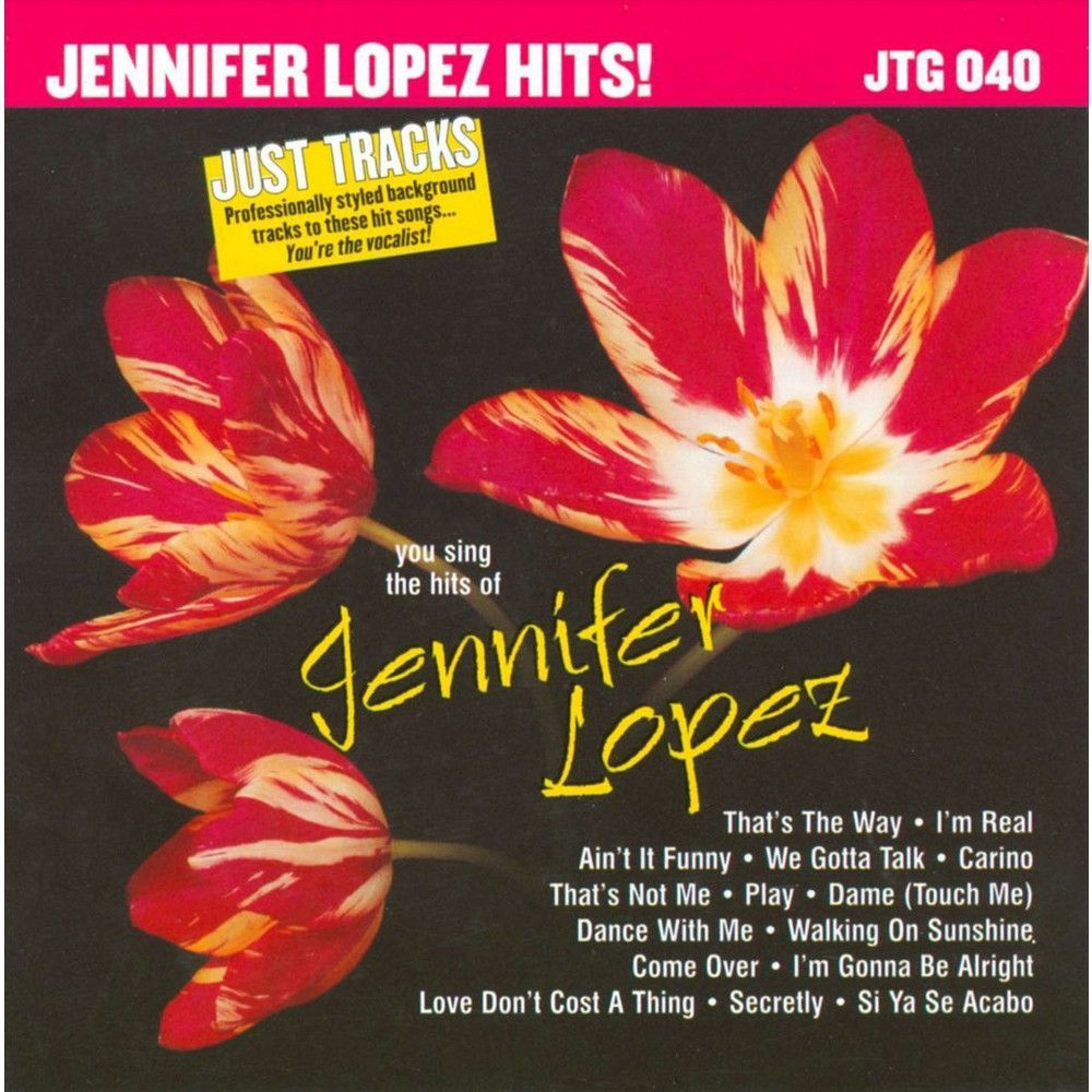 Karaoke: Jennifer Lopez Hits / Various