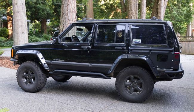 Repair Rocker Panel Jeep Xj Google Search Jeep Cherokee Jeep
