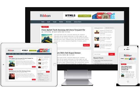 Rebbon A Free Wide Post Traditional Magazine Blog Responsive ...