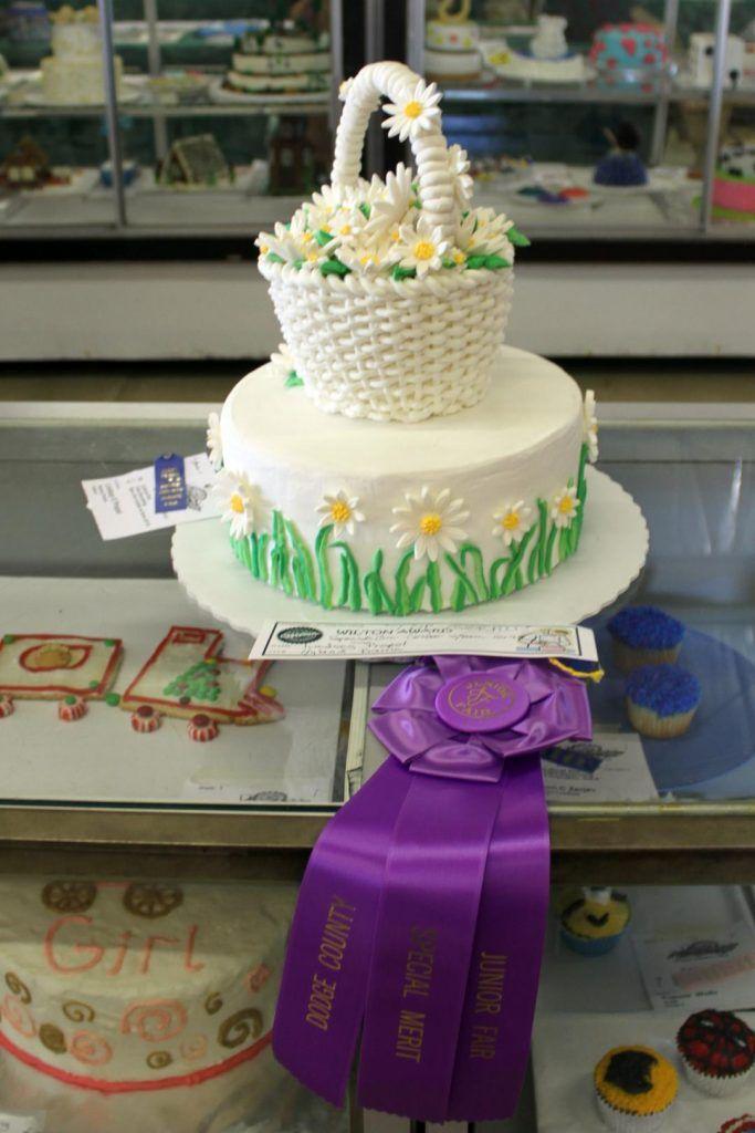 Wisconsin Events Junior Fair Cake Decorating Judging Cakedecorating Culturalarts Dcfairwi Familyevent Cake Wisconsin Events