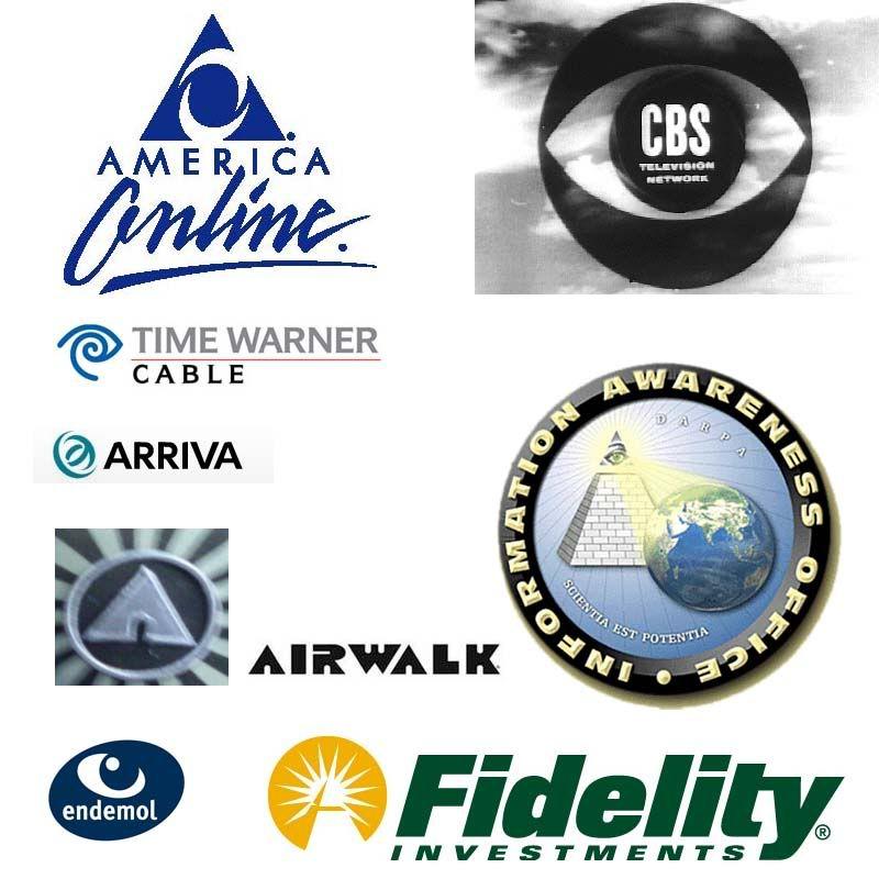 Illuminati Symbols Some Illuminati Symbols In Logos America