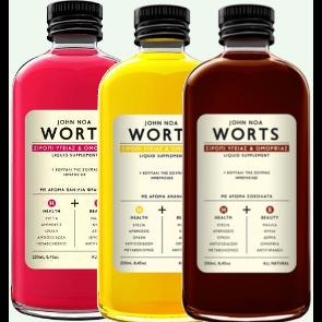 Διαγωνισμός από το pharmacy4u με δώρο τρία (3) 1 John Noa, Worts Σιρόπι Υγείας & Ομορφιάς 250ml - http://www.saveandwin.gr/diagonismoi-sw/diagonismos-apo-to-pharmacy4u-me-doro-tria-3-1-john-noa-worts-siropi/