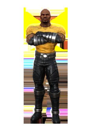 Luke Cage Luke Cage Marvel Characters Modern Costumes