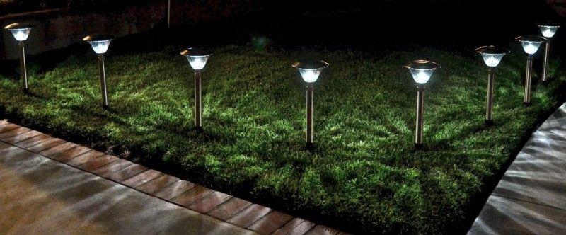 5 Beautiful Garden Lighting Ideas Sarah Akwisombe Garden Lighting Design Diy Outdoor Lighting Backyard Lighting