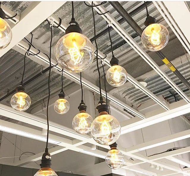 Nittio Led Lights From Ikea Cool Look
