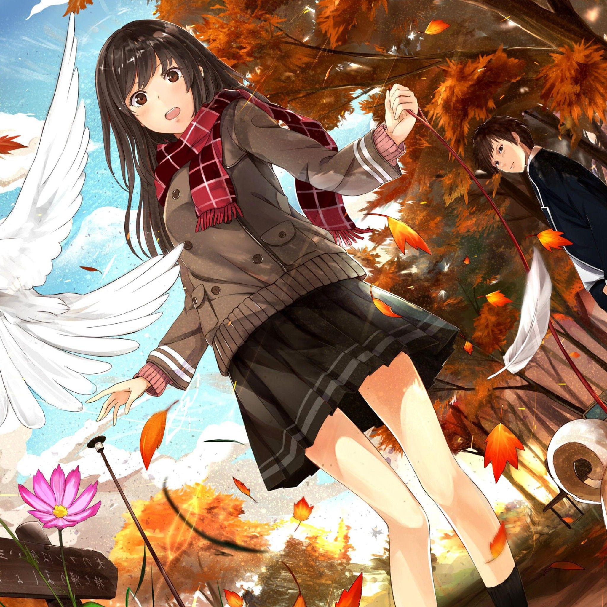Kazabana Fuuka Tap To See More Thanksgiving Anime Wallpapers Mobile9 Anime Wallpaper Anime I Love Anime