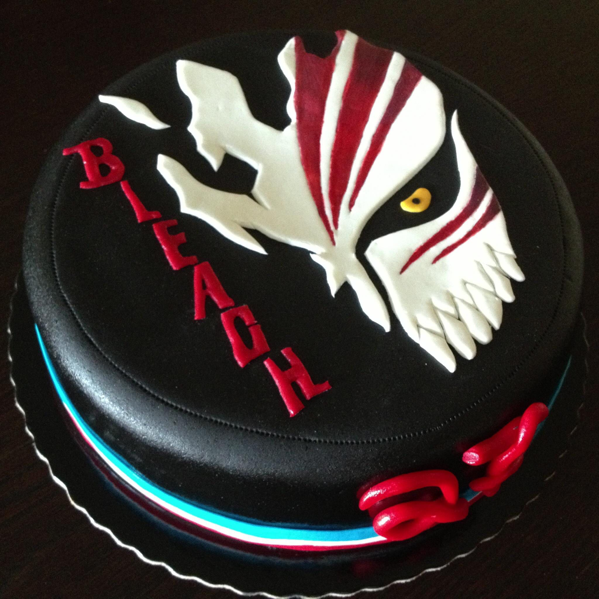 Bleach Cake By Bolos Aos Pedaos Deliciousness In 2018 Pinterest