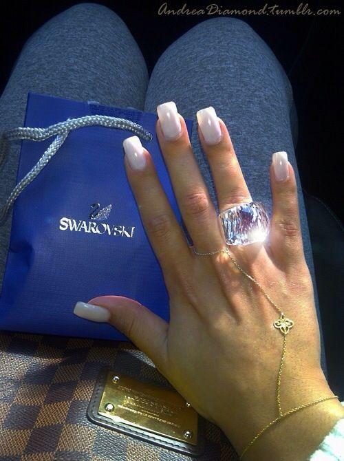 70a250c110ee Swarovski Nirvana ring