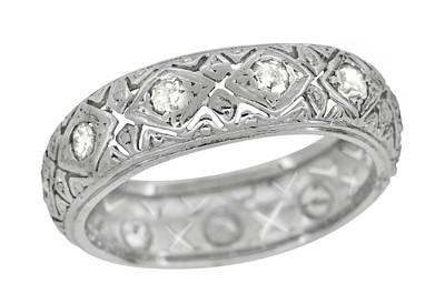 Pin On Platinum Wedding Rings
