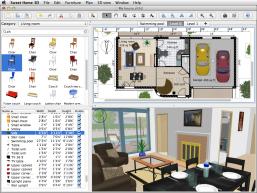 Sweet Home 3d For Mac Interior Design Program Free Free Interior Design Software Home Design Software Interior Design Software