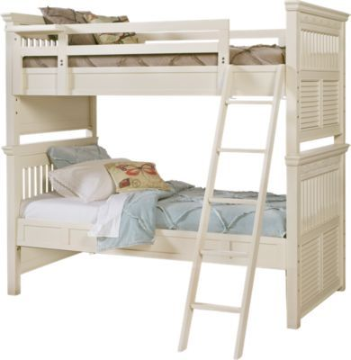 Emma S Escape Twin Twin Bunk Bed At Rooms To Go Kids Twin Bunk