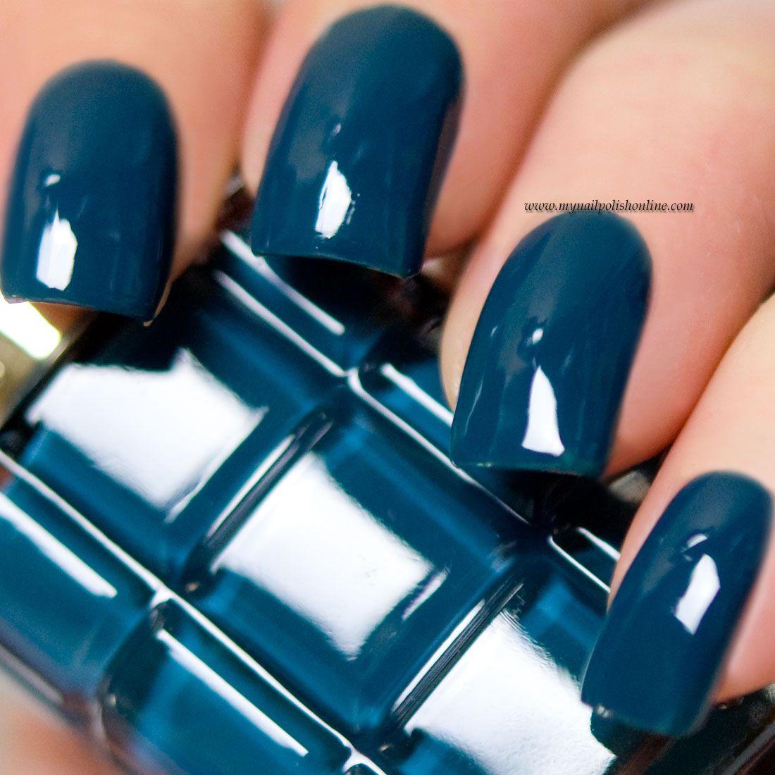 L\'Oréal - Cobalt Indecent - http://www.mynailpolishonline.com/2016 ...