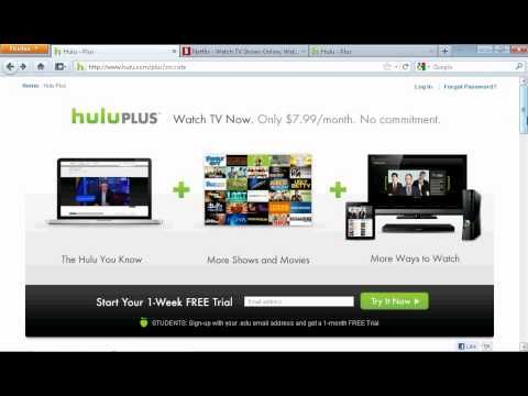 From 2007 Hulu Is A Pro In Providing Internet Broadcasting Of Episodes And Tv Series Online The Primary N Online Streaming Netflix Tv Series Online