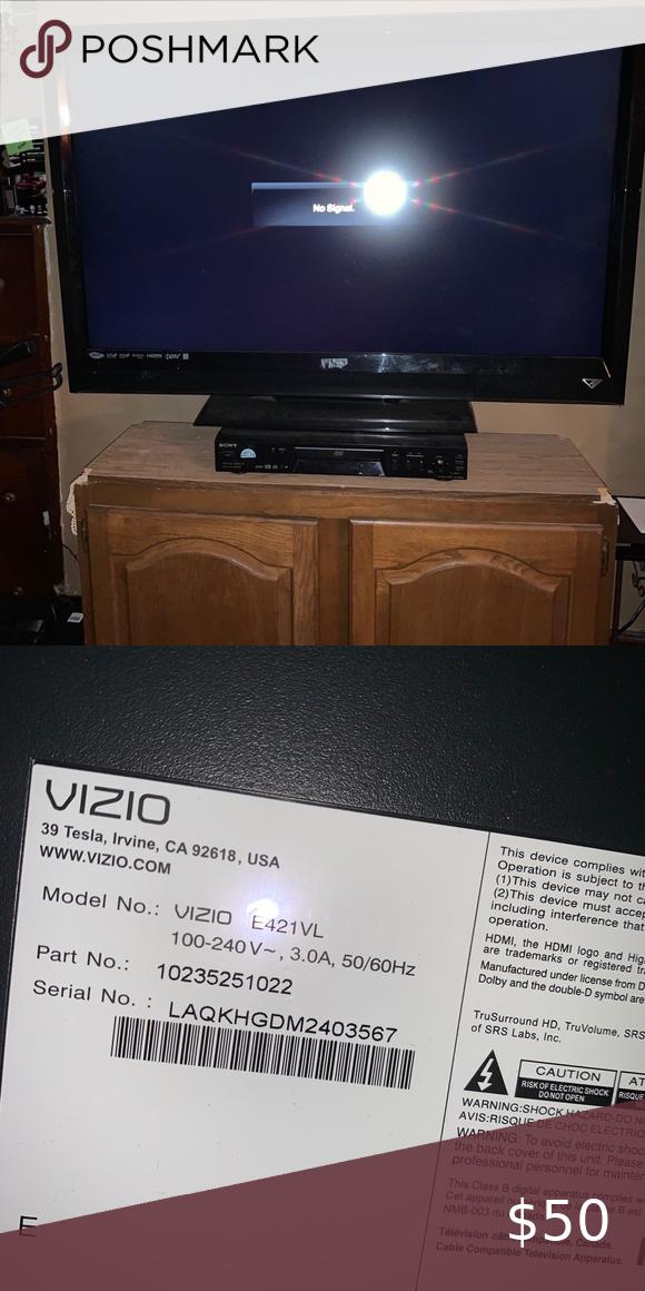 32 Visio Flat Screen Tv Visio 32 Flat Screen Tv Volume That Goes High But Sometimes The Volume Reduces A Bit Free Dvd Pl Flat Screen Flatscreen Tv Screen
