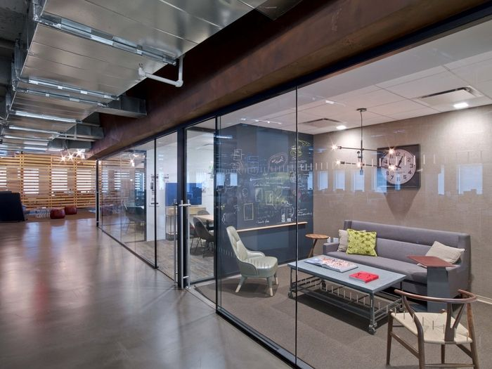 New office design Concept Tpg Architecture Has Recently Designed The New Offices Of Condé Nast Entertainment Located In New York City New York New Dentist Blog Office Tour Condé Nast Entertainment Offices New York City