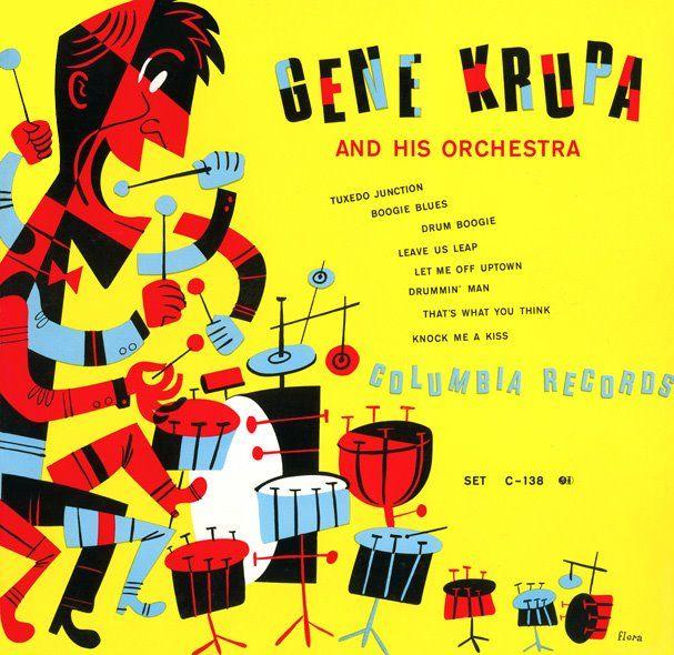Jim Flora (1914 -1988) [gene-krupa-1.jpg]