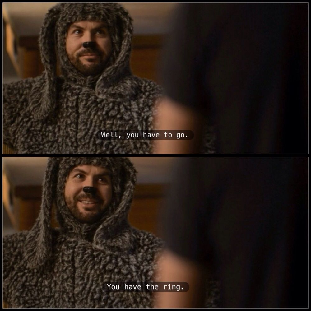 Wilfred And Lotr I Movie Movies Showing Tv Series