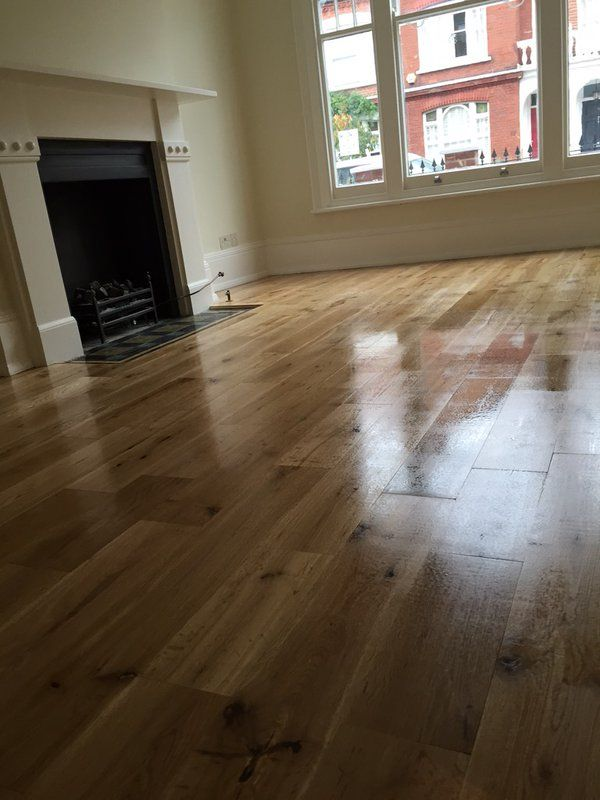 Wooden Floor Restoration Whiteoak Solid Wood Ultra Mat Varnish