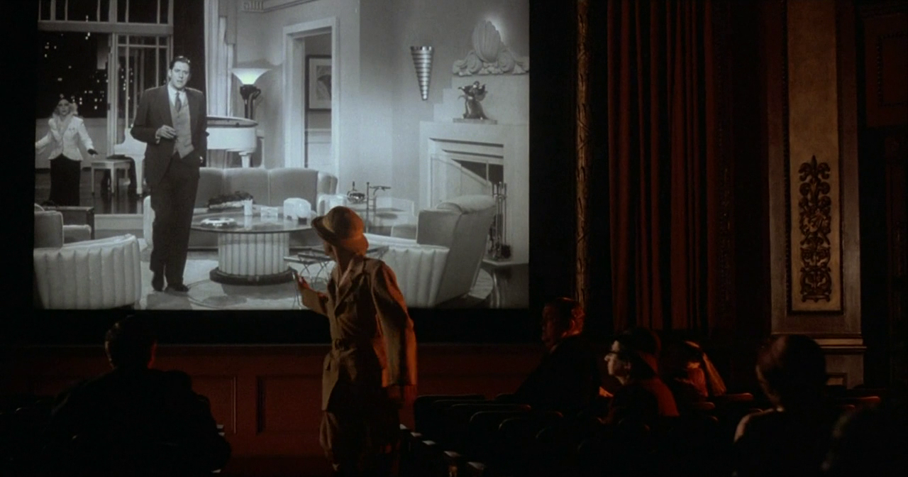 The Purple Rose of Cairo - Woody Allen - 1985