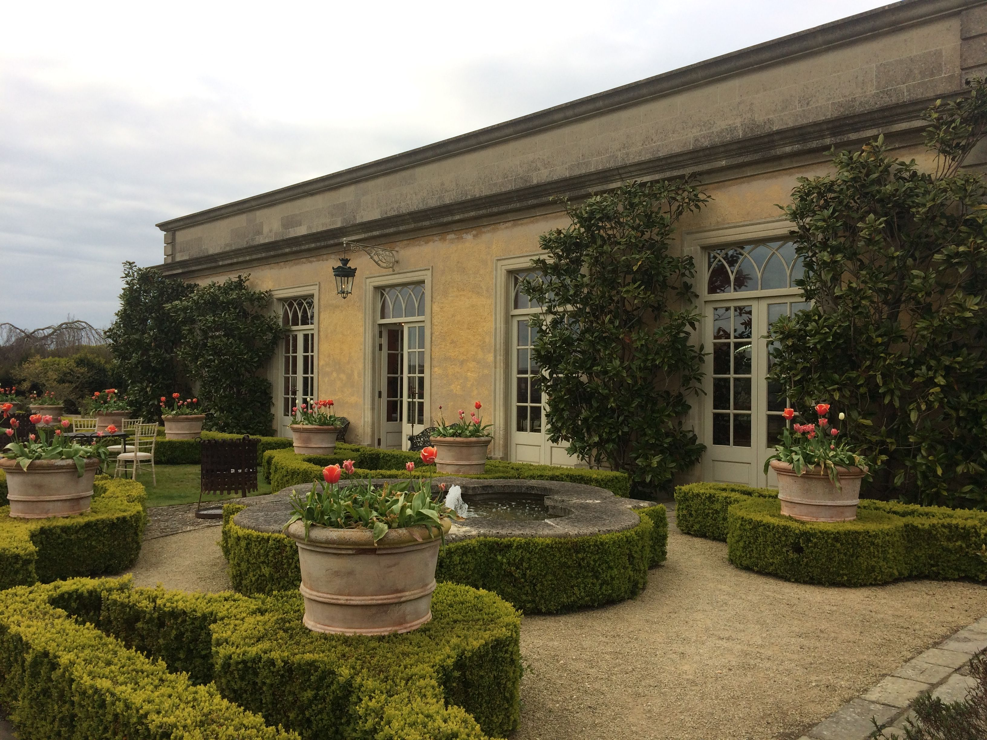The Lost Orangery, Euridge Manor, UK. #TheBristolStringQuartet #EuridgeManor