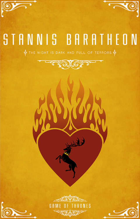 Stannis Baratheon Sigil