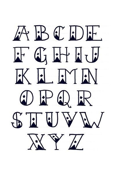 Sailor Scrawl Fancy By Out Of Step Font Company