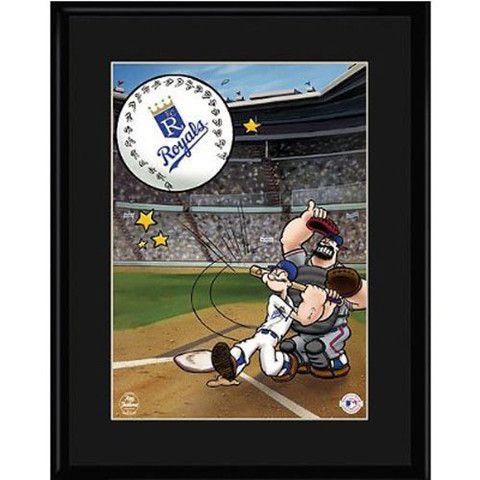 Popeye Loves The World Champs Homerun Mlb Chicago Cubs Royals Mlb