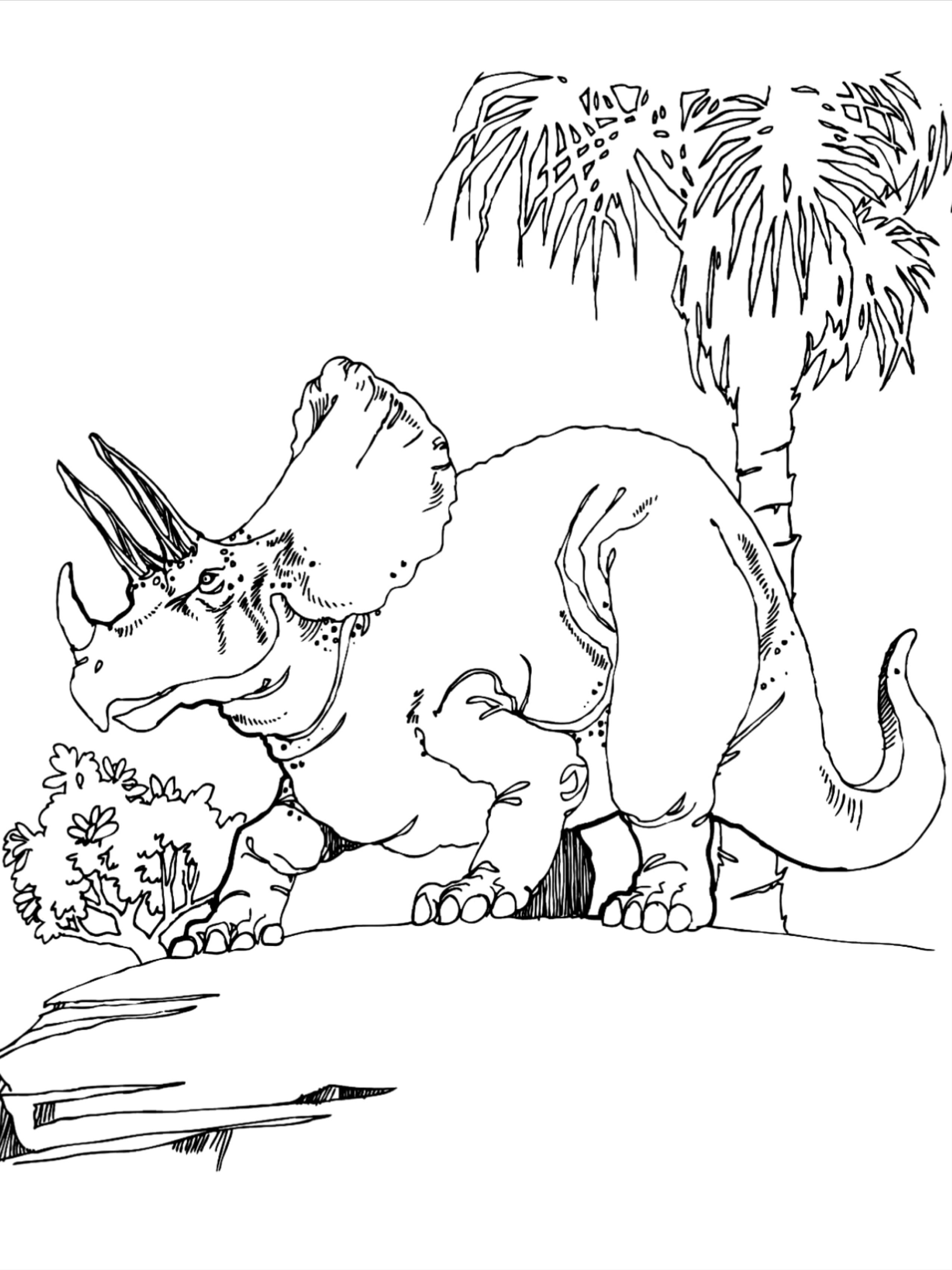 100 Dinosaur Coloring Pages For Kids Malvorlage Dinosaurier Dinosaurier Zum Ausmalen Malvorlagen Tiere