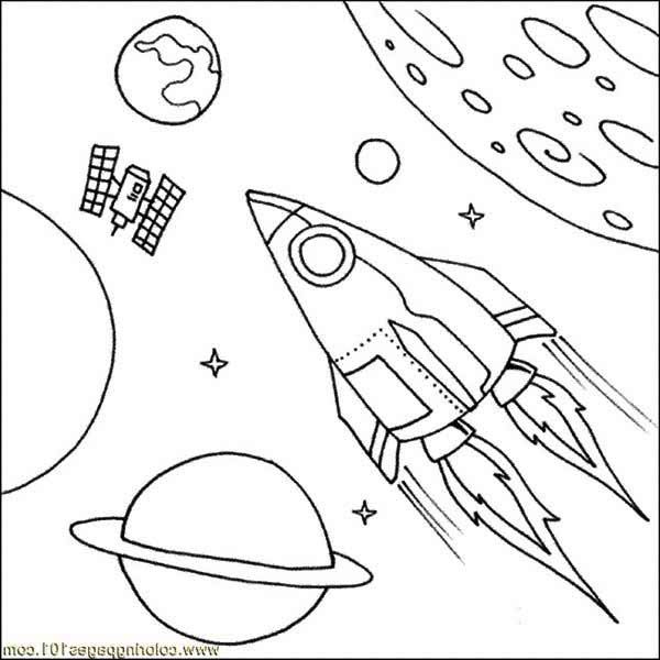 Satellite Spaceship Coloring Page Download Print Online Coloring Pages For Free Color Nimbus Space Coloring Pages Online Coloring Pages Coloring Pages