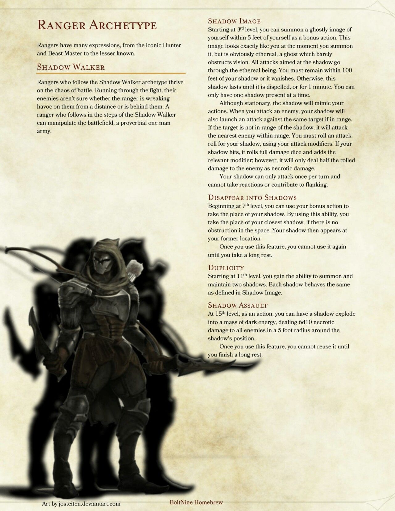 Pin by Nathan Ballard on D&D Homebrew | Dnd 5e homebrew, Dnd classes