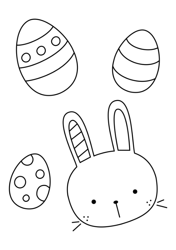 Free Printable Easter Coloring Pages Ester Crafts Free Printables By Limitation Free Easter Printables Free Free Printables Easter Coloring Pages