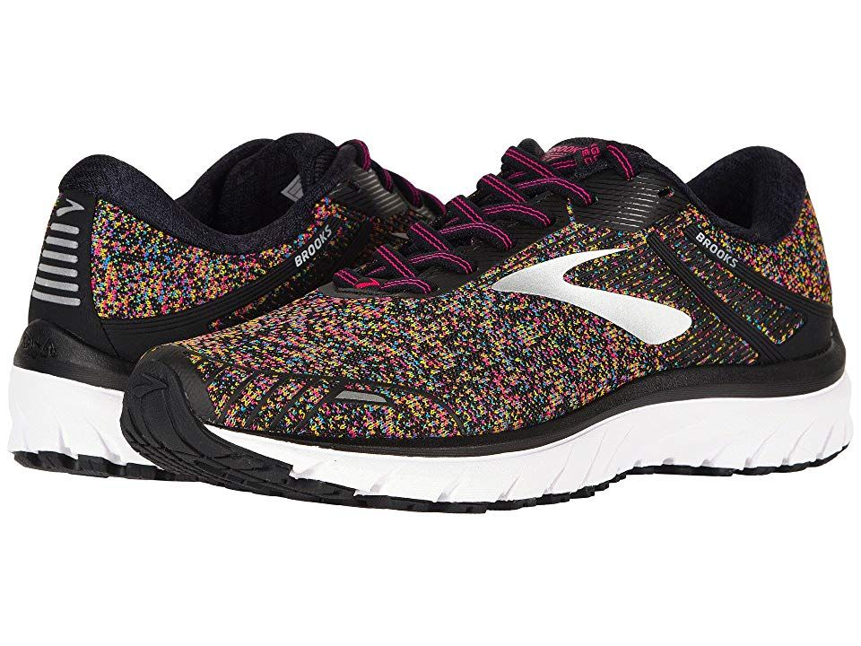 9a473c4574b13 Brooks Adrenaline GTS 18 (Pink Blue Yellow) Women s Running Shoes. With