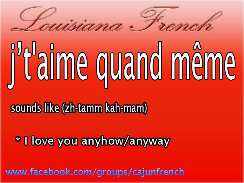 Love You Anyway French Words Quotes Learn French French Words